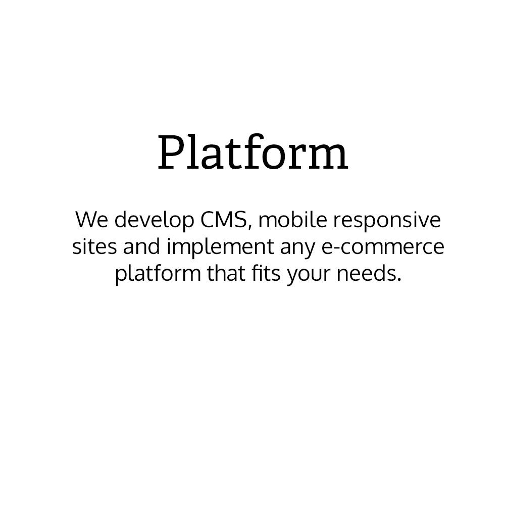 platform text box